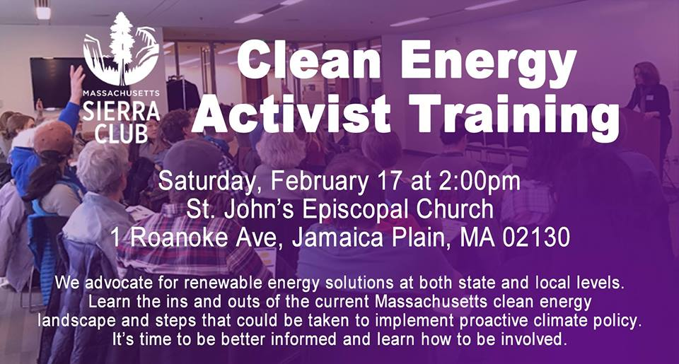 Clean Energy Activist Training